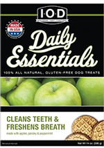 Daily Essentials Cleans Teeth